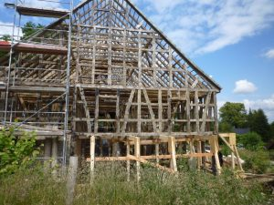 Denkmalschutz Sanierung